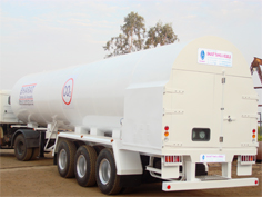 CO2 Storage Tanks